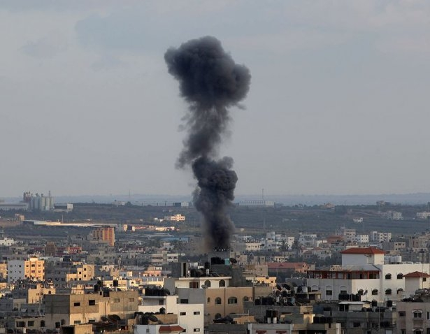 Kare kare Gazze'de İsrail katliamı 20
