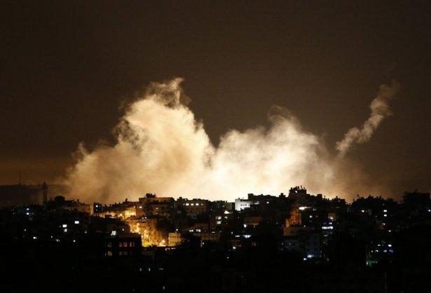 Kare kare Gazze'de İsrail katliamı 3