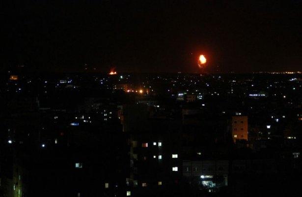 Kare kare Gazze'de İsrail katliamı 4