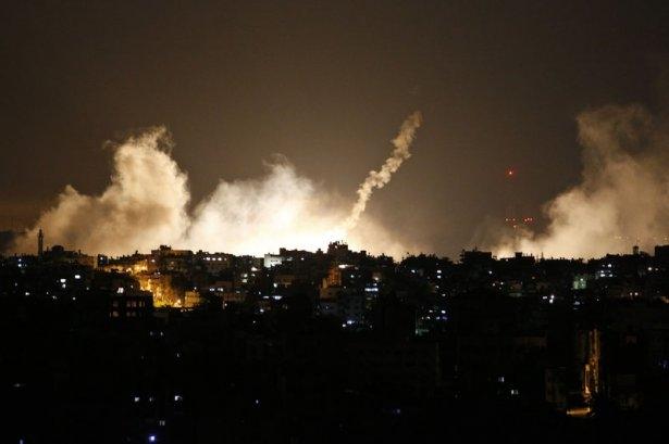 Kare kare Gazze'de İsrail katliamı 6