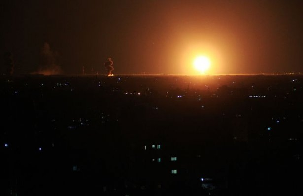 Kare kare Gazze'de İsrail katliamı 7