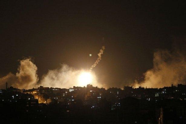 Kare kare Gazze'de İsrail katliamı 8