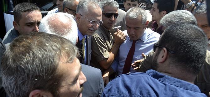 Ekmeleddin İhsanoğlu Konya'ya geldi 1