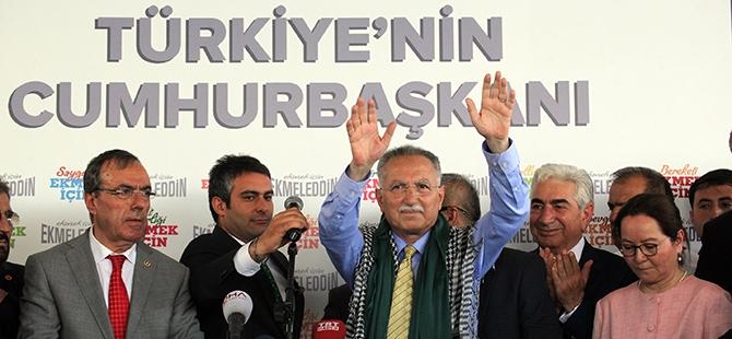 Ekmeleddin İhsanoğlu Konya'ya geldi 11