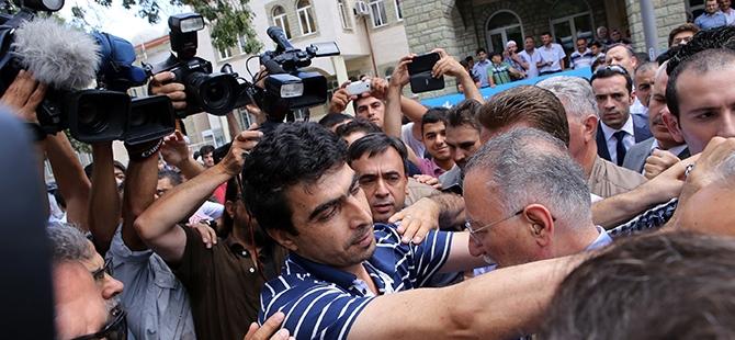 Ekmeleddin İhsanoğlu Konya'ya geldi 13