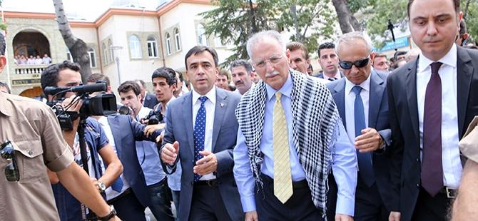 Ekmeleddin İhsanoğlu Konya'ya geldi 15