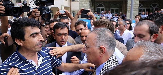 Ekmeleddin İhsanoğlu Konya'ya geldi 16