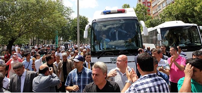 Ekmeleddin İhsanoğlu Konya'ya geldi 20