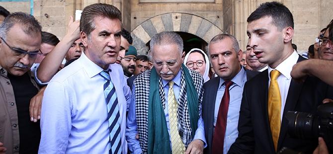 Ekmeleddin İhsanoğlu Konya'ya geldi 21