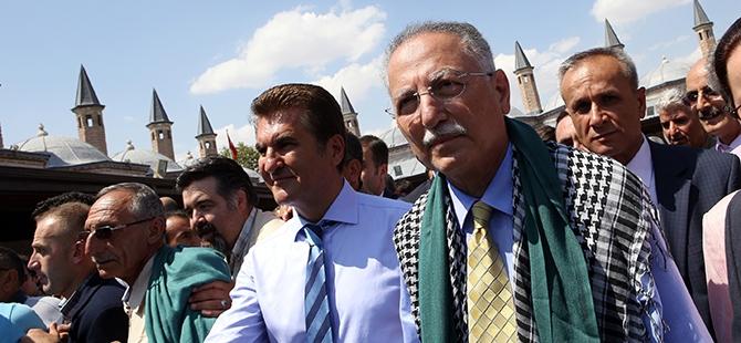 Ekmeleddin İhsanoğlu Konya'ya geldi 23