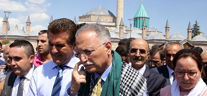 Ekmeleddin İhsanoğlu Konya'ya geldi 24