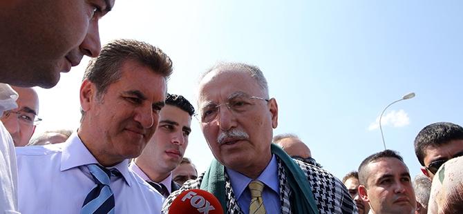 Ekmeleddin İhsanoğlu Konya'ya geldi 29