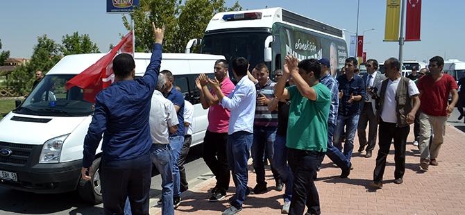 Ekmeleddin İhsanoğlu Konya'ya geldi 3