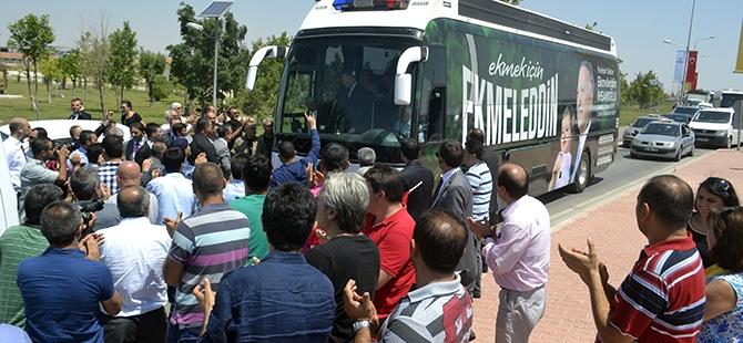 Ekmeleddin İhsanoğlu Konya'ya geldi 4