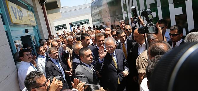 Ekmeleddin İhsanoğlu Konya'ya geldi 7