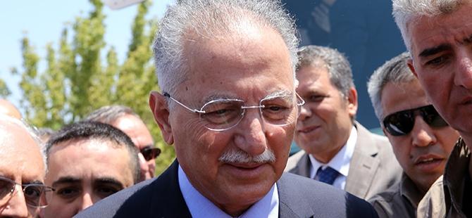 Ekmeleddin İhsanoğlu Konya'ya geldi 8