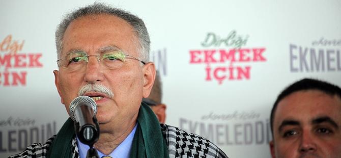 Ekmeleddin İhsanoğlu Konya'ya geldi 9