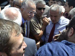 Ekmeleddin İhsanoğlu Konya'ya geldi
