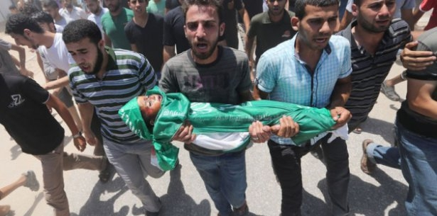 Ünlülerden Gazze'ye destek: Şerefsizler 2