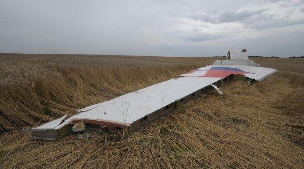 Ukrayna'da düşen yolcu uçağından görüntüler 7