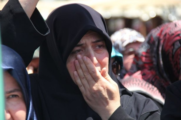 Yüzbinler Gazze için sokaklara döküldü 19
