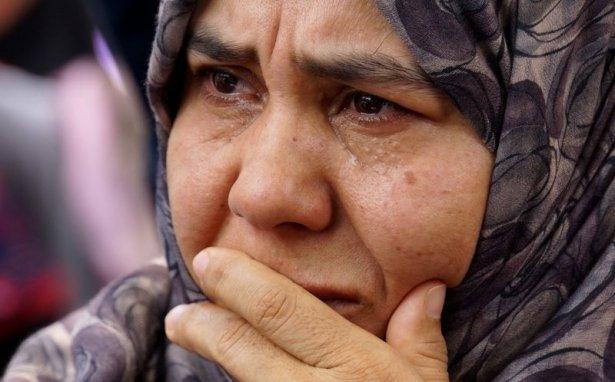 Yüzbinler Gazze için sokaklara döküldü 23