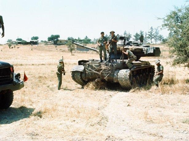 Kıbrıs Barış Harekatı 40. yılında 105