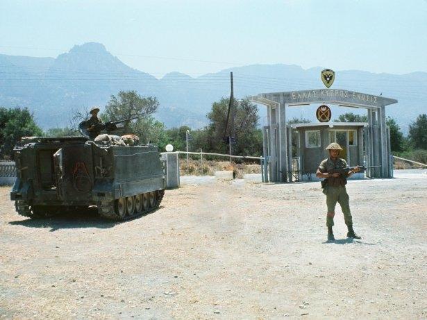 Kıbrıs Barış Harekatı 40. yılında 115