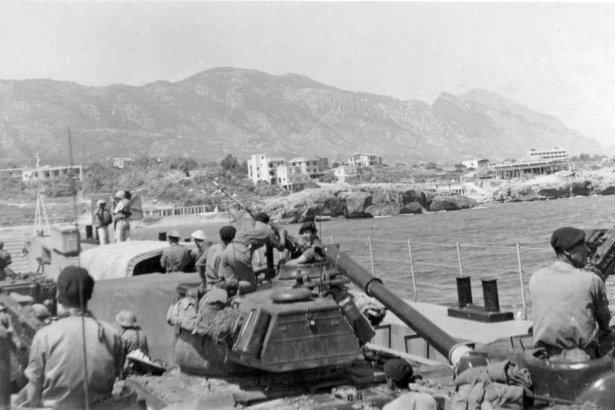 Kıbrıs Barış Harekatı 40. yılında 117