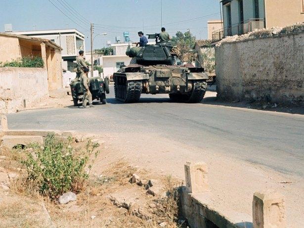 Kıbrıs Barış Harekatı 40. yılında 123