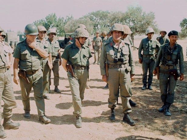 Kıbrıs Barış Harekatı 40. yılında 144