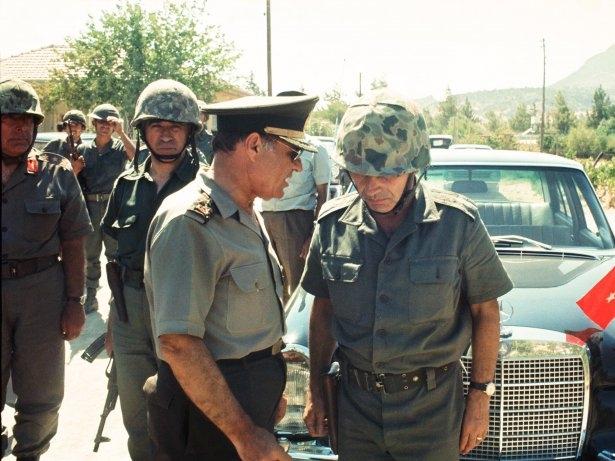 Kıbrıs Barış Harekatı 40. yılında 145