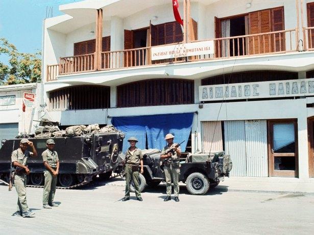 Kıbrıs Barış Harekatı 40. yılında 157