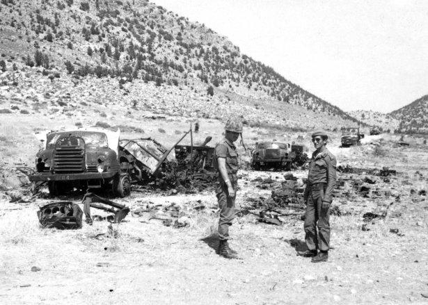 Kıbrıs Barış Harekatı 40. yılında 167