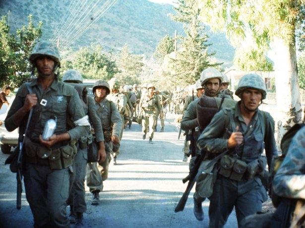 Kıbrıs Barış Harekatı 40. yılında 177