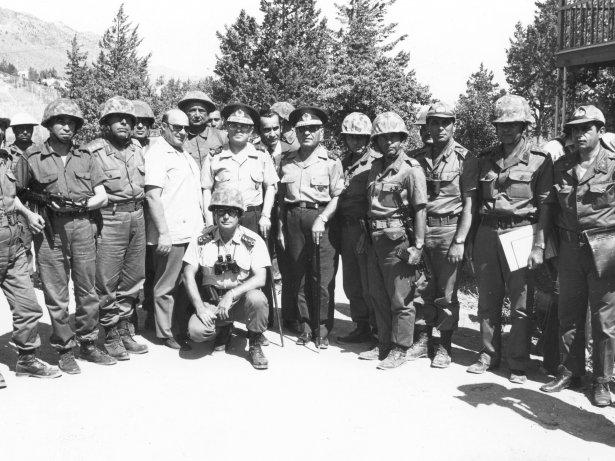 Kıbrıs Barış Harekatı 40. yılında 186
