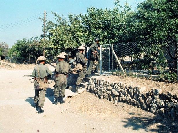 Kıbrıs Barış Harekatı 40. yılında 19