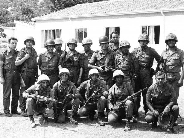Kıbrıs Barış Harekatı 40. yılında 192