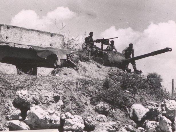 Kıbrıs Barış Harekatı 40. yılında 198