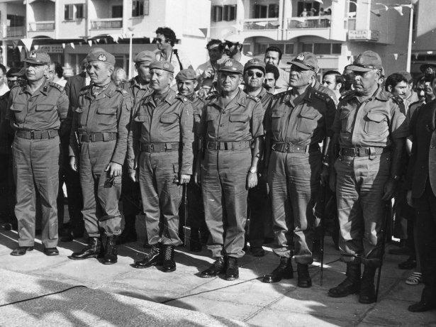 Kıbrıs Barış Harekatı 40. yılında 20