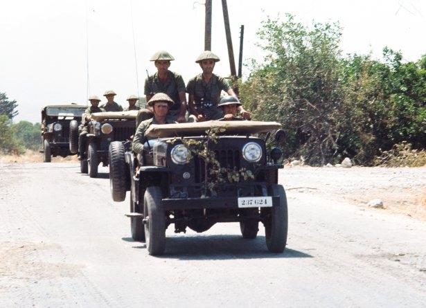 Kıbrıs Barış Harekatı 40. yılında 204