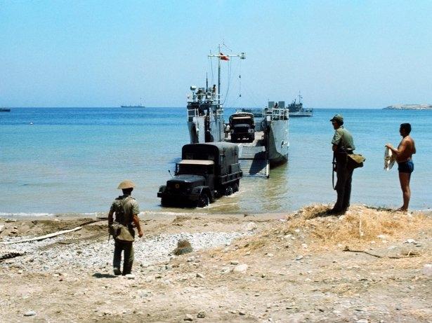 Kıbrıs Barış Harekatı 40. yılında 25