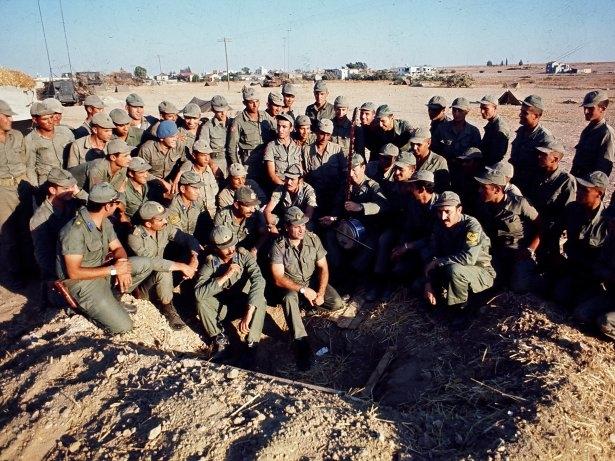 Kıbrıs Barış Harekatı 40. yılında 28