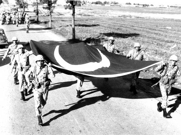 Kıbrıs Barış Harekatı 40. yılında 35