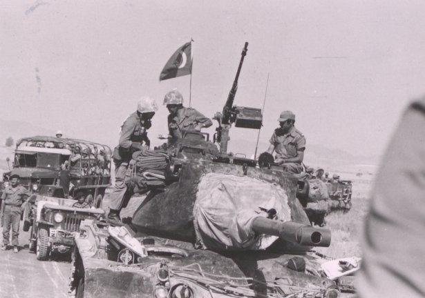 Kıbrıs Barış Harekatı 40. yılında 36