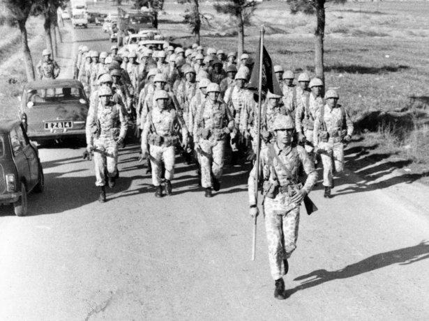 Kıbrıs Barış Harekatı 40. yılında 38