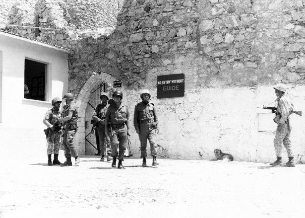 Kıbrıs Barış Harekatı 40. yılında 42