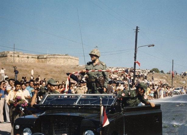 Kıbrıs Barış Harekatı 40. yılında 43