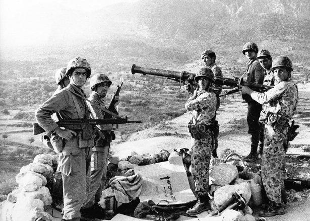 Kıbrıs Barış Harekatı 40. yılında 45