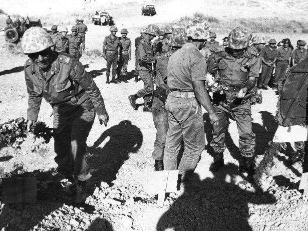 Kıbrıs Barış Harekatı 40. yılında 46